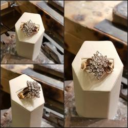 2ctw Diamonds