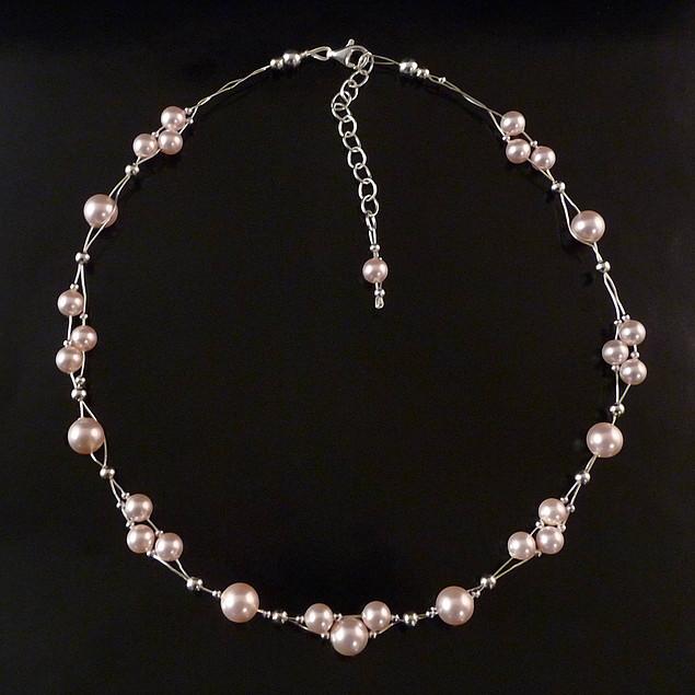 Swarovski Pearl Pendant