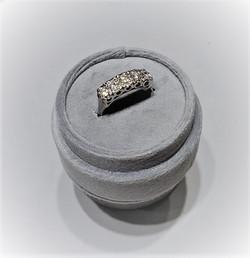 1ctw Diamond 5-Stone Anniversary