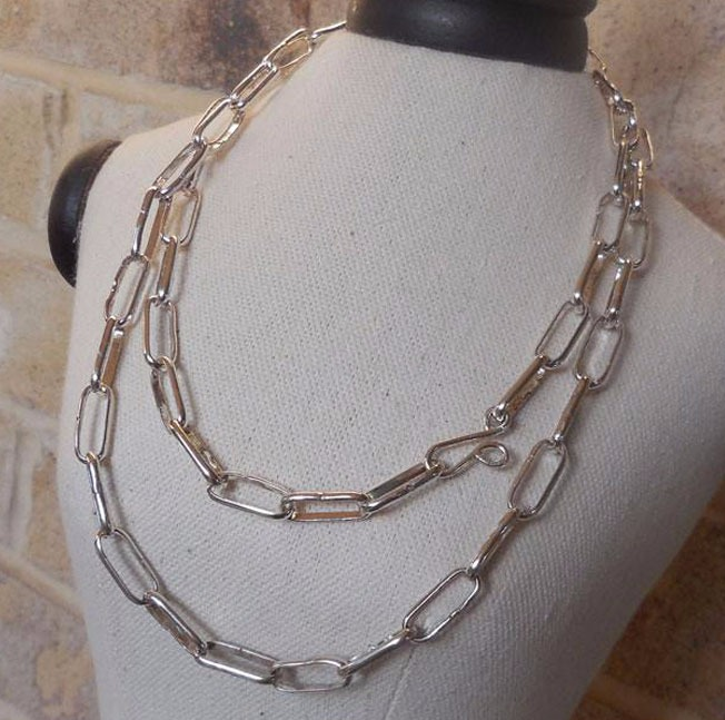 Hand-made Navajo Style Chain