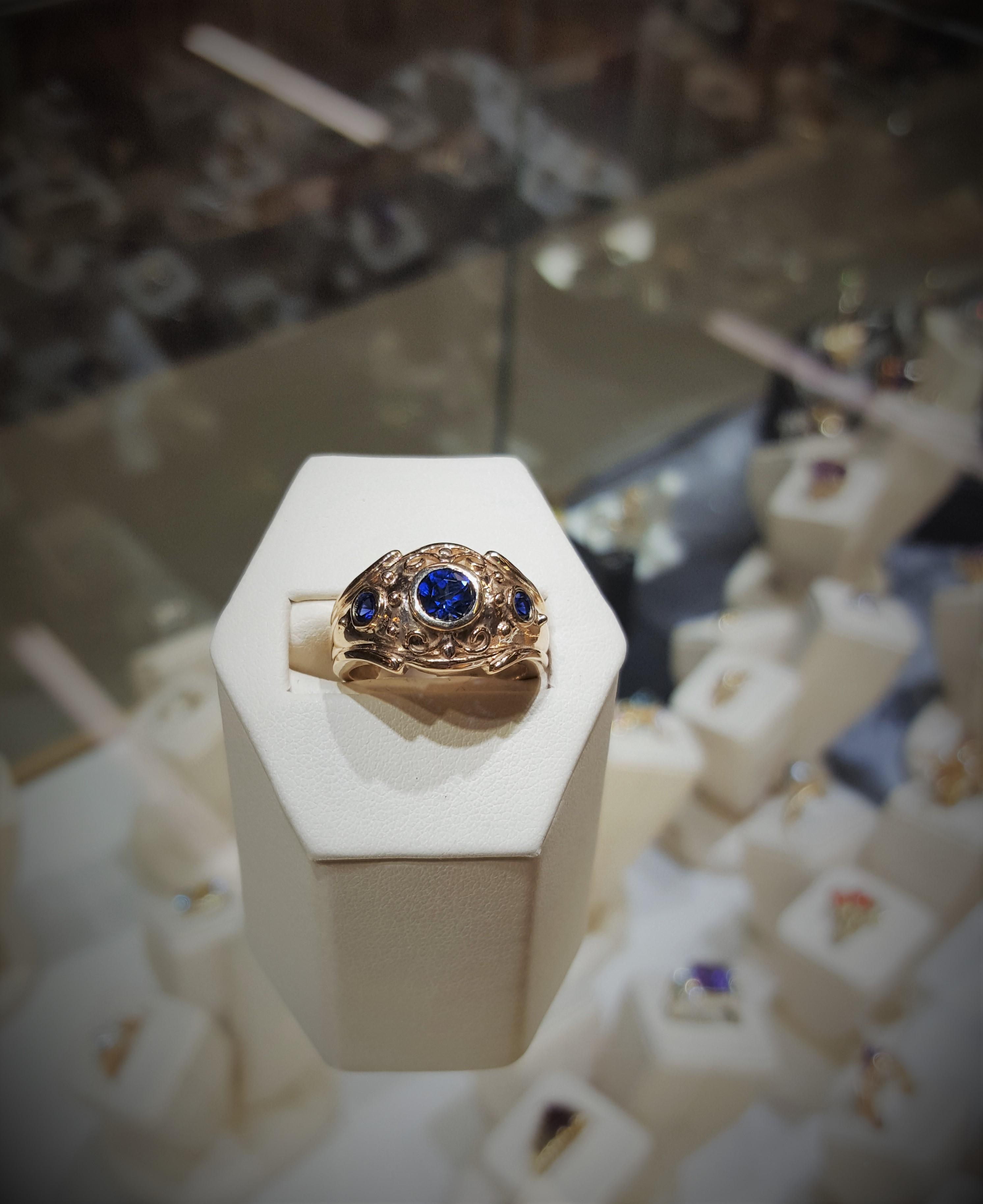 Ceylon Sapphire .50ctw