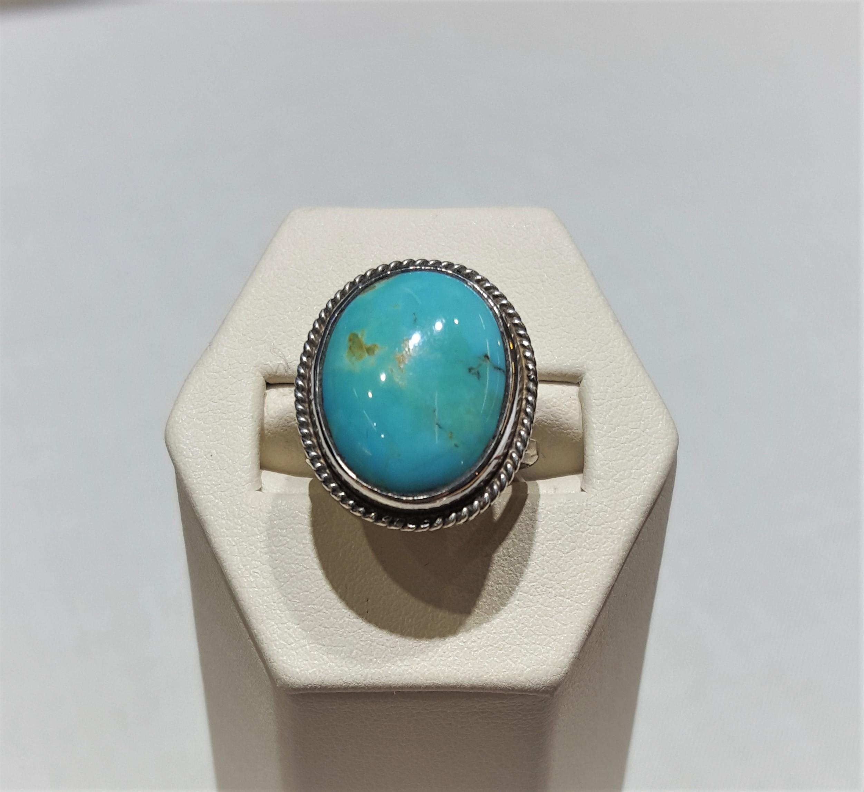 Albert Jake Turquoise Ring