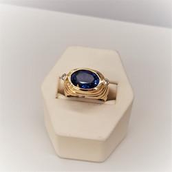 4.95 Natural Sapphire