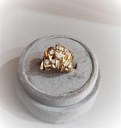 .60ctw Diamond Modernist