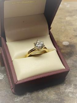 2.36ct Diamond Solitaire