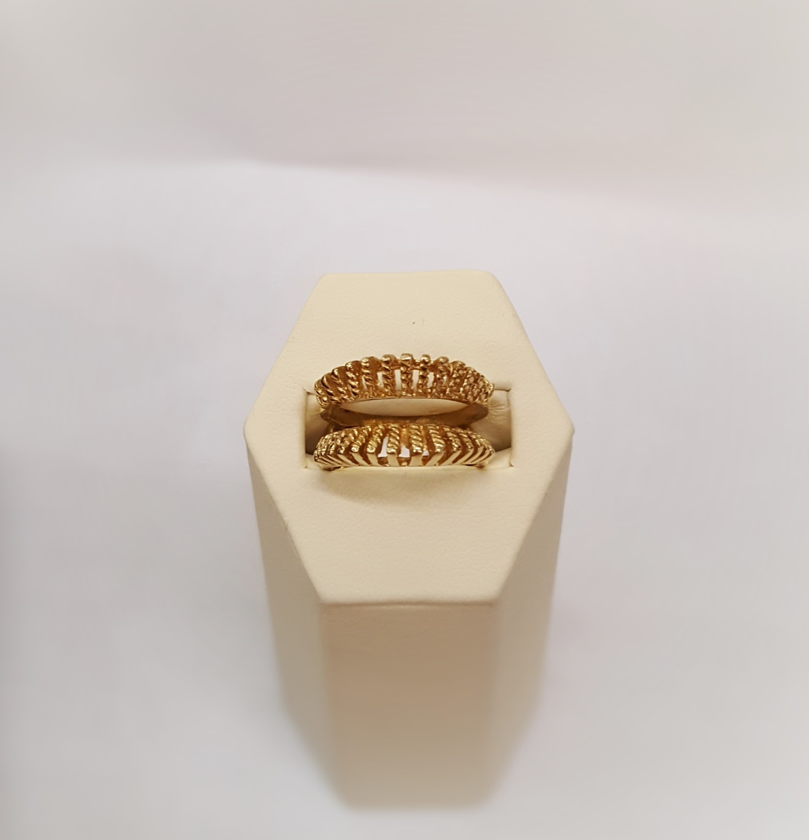 Fancy Gold Wedding Jacket