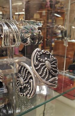 Scorpion Bracelet Taxco