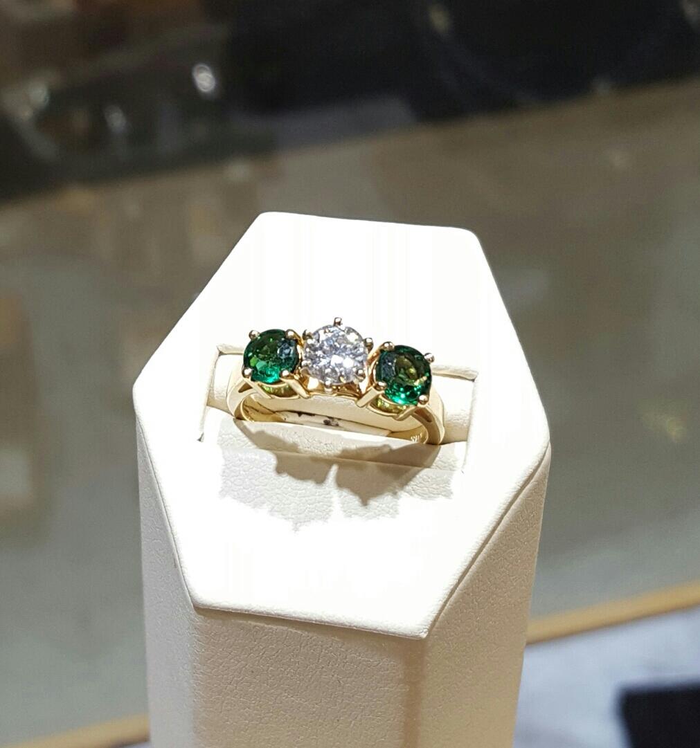 .70ct Round Diamond Engagement