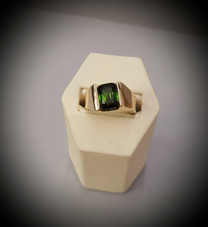 2.85ct Green Tourmaline