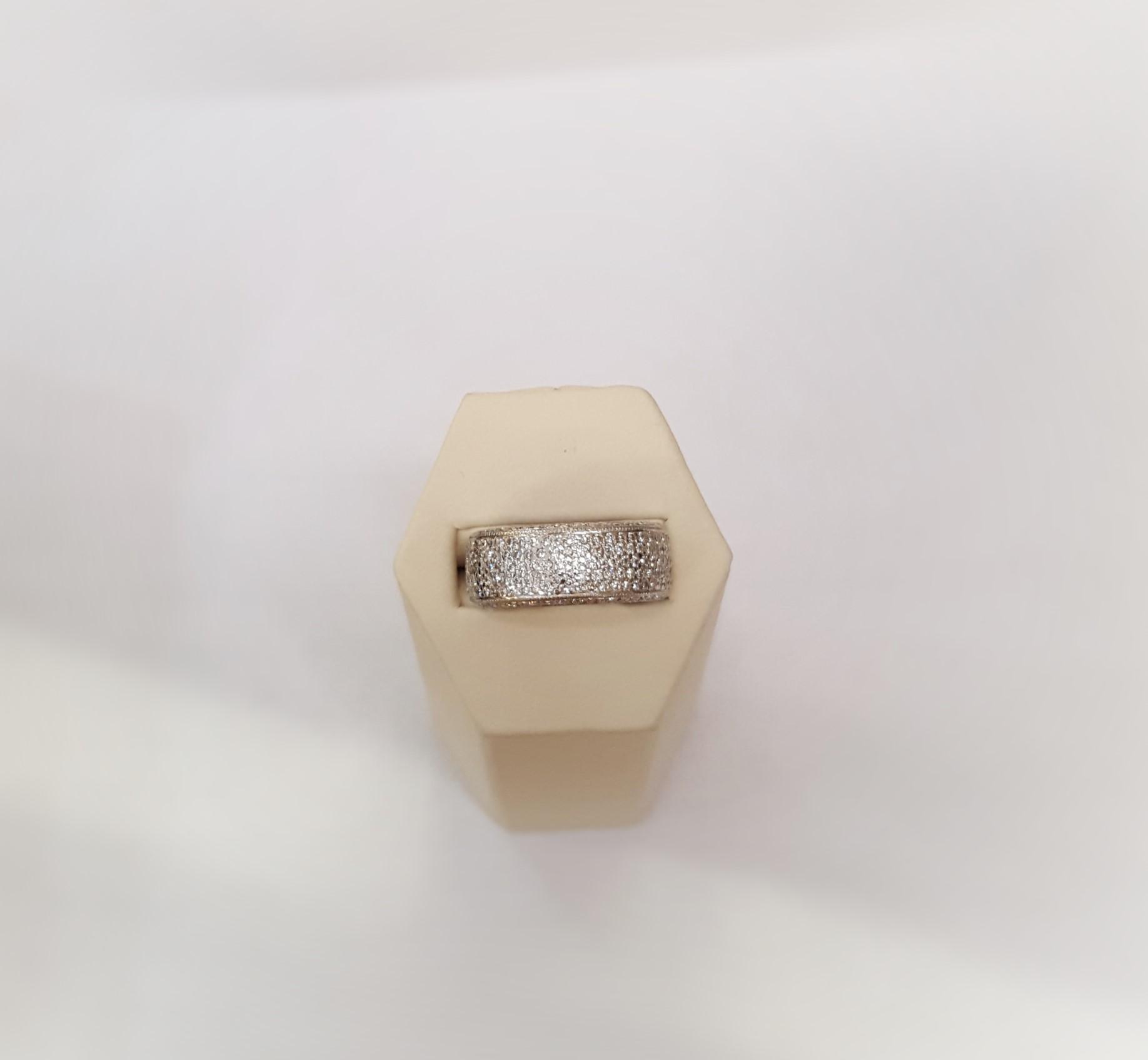 2.50ctw Diamond Platinum Eternity