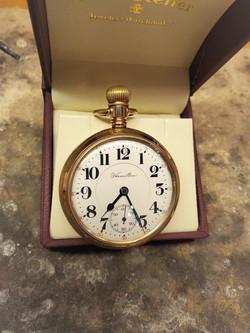 1917 Hamilton Pocket Watch