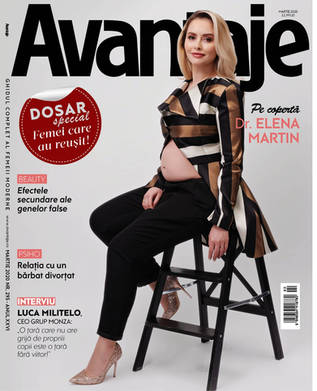 Coperta Revista Avantaje