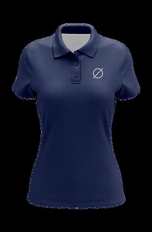 Womens Disc Golf Polo