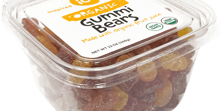 Inspired Organics Gummi Bears