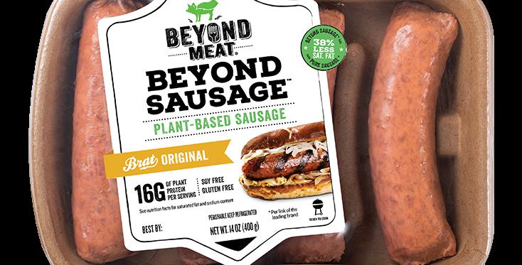 Beyond Meat Brat Sausage