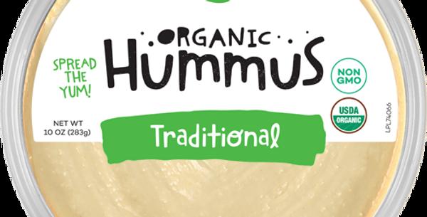 Inspired Organics Hummus