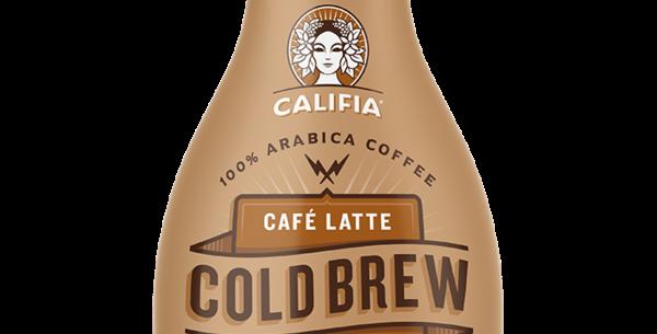 Califia Cold Brew Coffee Cafe Latte