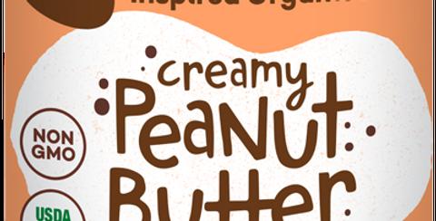 Inspired Organics Peanut Butter
