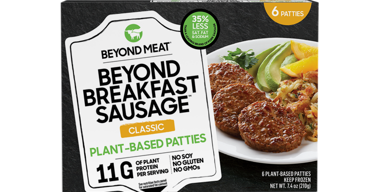 Beyond Meat Breakfast Sausage