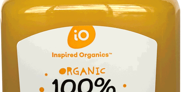Inspired Organics Orange Juice No pulp