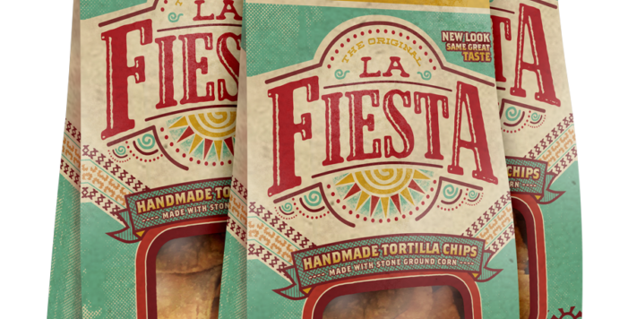 La Fiesta Corn Tortilla Chips 14oz