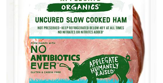 Applegate Organics Ham