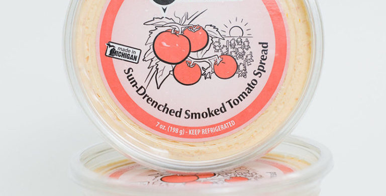 Natural Northern Smoked Tomato Spread