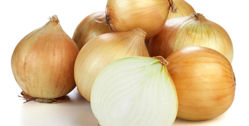 Organic Yellow Onions 3lb