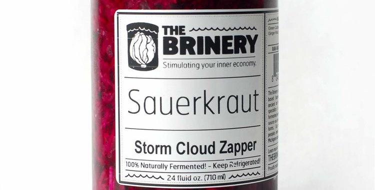 Storm Cloud Sauerkraut