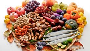 ジュニアアスリート必見!秋が旬の食材で、強い身体を作ろう!