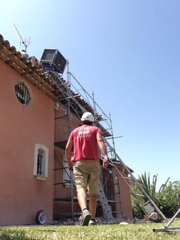 Horn couvreur artisan PACA | Rénovation Génoise