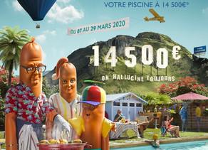 Votre piscine à 14500€ : Juste Halluuuuucinant