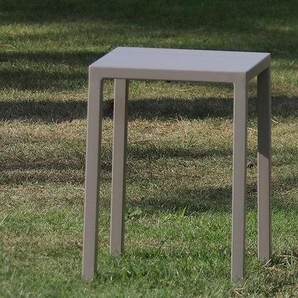 QUADRA TABOURET TABLE SABLE