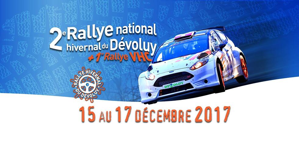 Rallye Hivernal du Dévoluy 2017