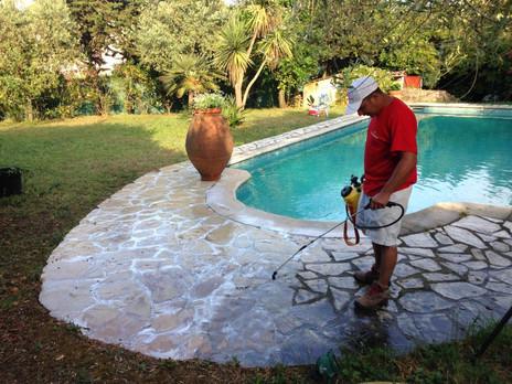 Horn couvreur artisan PACA | Mur & sol