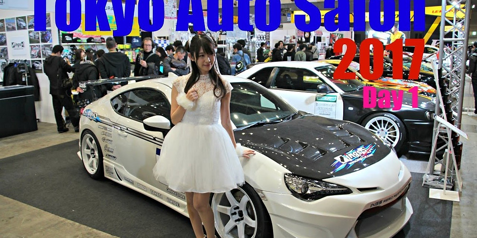Le Tokyo Motor Show