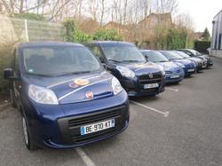 Flotte véhicules