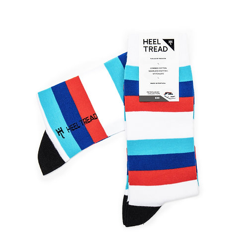 Heel Tread BMW socks