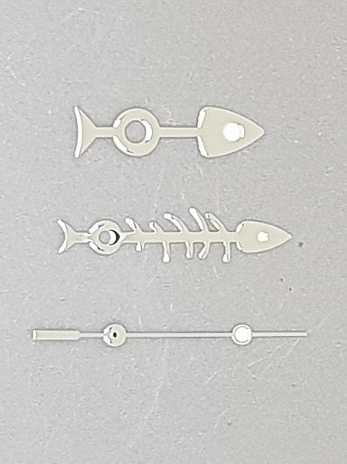 Chrome Fishbone Set + Brequet SS