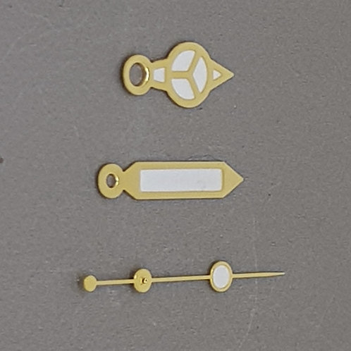 Gold Mercedes Set + Small Lollipop SS