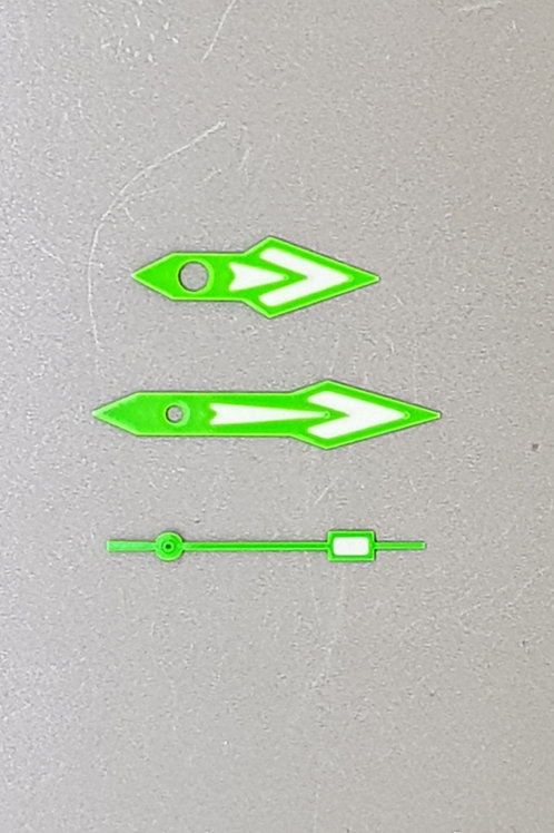 Neon Green Spear with Box SS