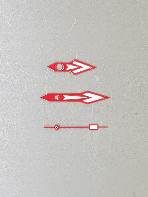 Red Spear with Box SS