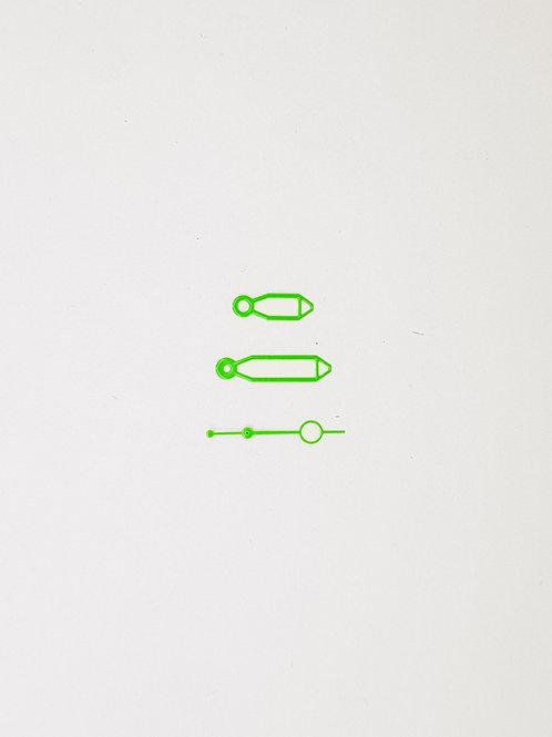 Neon Green Bomb + Lollipop SS