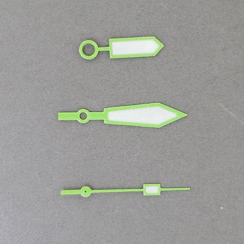 Set #91 Neon Green Plongeur Set + Box SS