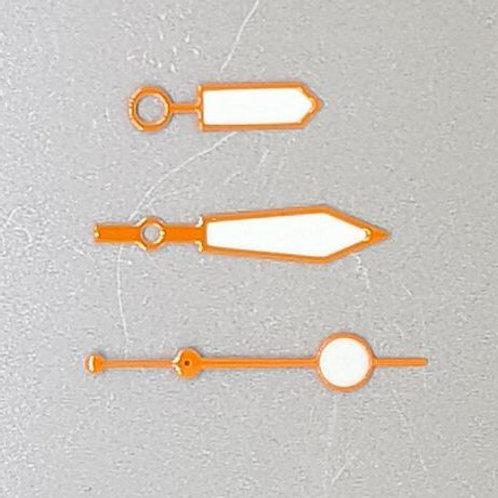 Set #28 Orange Plongeur Set + Lollipop SS