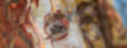 Paradise mosaics Ayala Glass Mosaic portrait