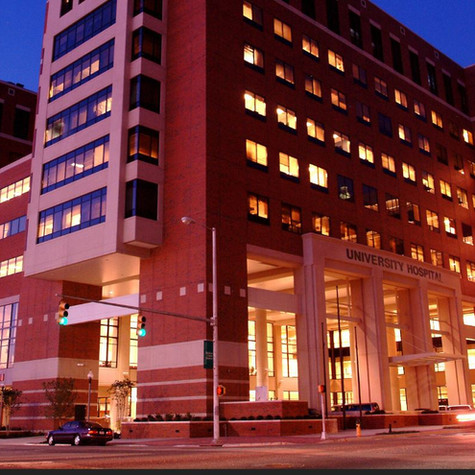 UAB North Pavilion Hospital Birmingham, AL