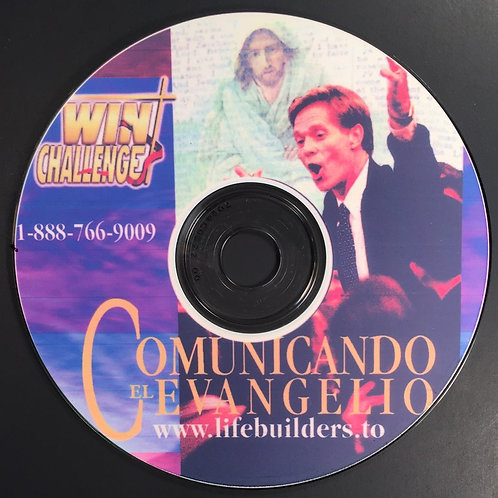 Communicating the Gospel Teaching CD ROM (Spanish)