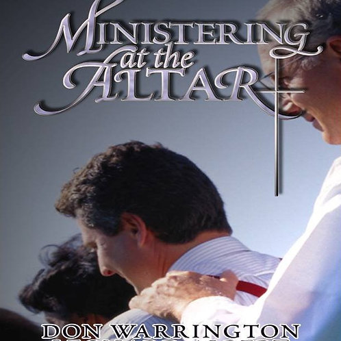 Ministering at the Altar