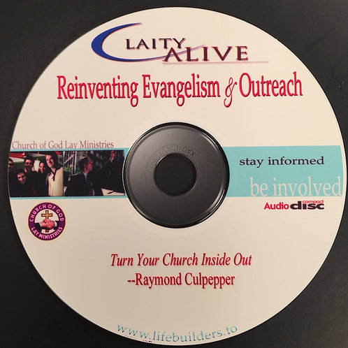Turn Your Church Inside Out DVD